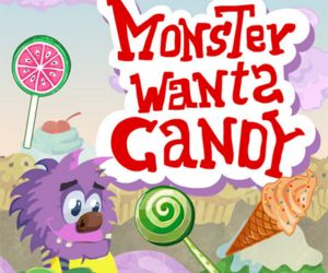 Monster Wants Candy